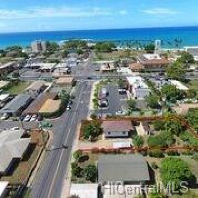 Honolulu County Single Family Home In Escrow Showing: 85-126 Waianae Valley Road