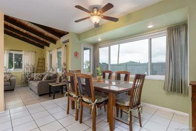 Kaneohe Single Family Home For Sale: 47-128 Pulama Road