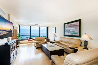 Hawaii County, Honolulu County Rental For Rent: 1600 Ala Moana Boulevard #2804