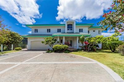 Single Family Home For Sale: 114 Hanohano Place