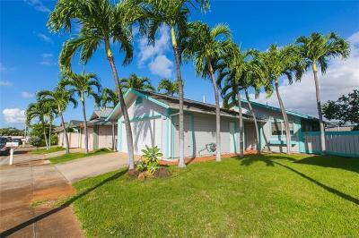 Single Family Home For Sale: 91-2036 Laakona Place