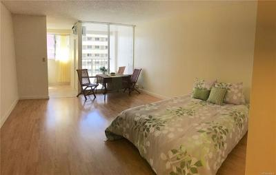 Honolulu Condo/Townhouse In Escrow Showing: 747 Amana Street #1211