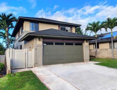 Waipahu Single Family Home For Sale: 94-1112 Kapehu Street