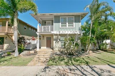 Ewa Beach Single Family Home For Sale: 91-2161 Kaiwawalo Street