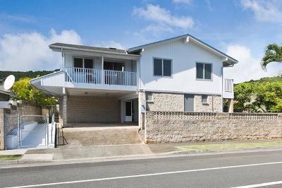 Kailua Single Family Home For Sale: 416 Keolu Drive
