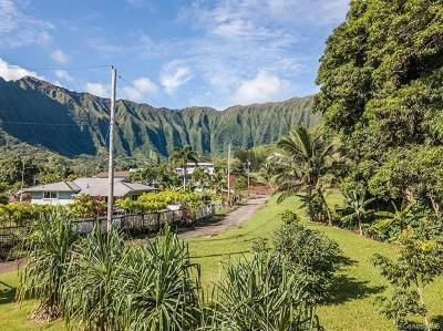 Kaneohe Single Family Home For Sale: 47-381 Waihee Road #47381A