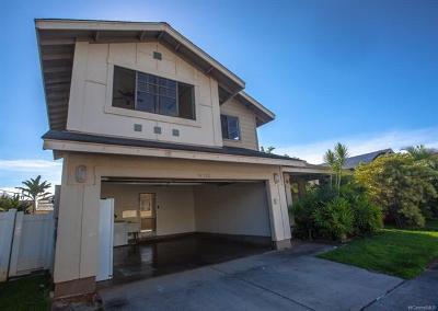 Waipahu Single Family Home For Sale: 94-230 Pouhana Loop #40