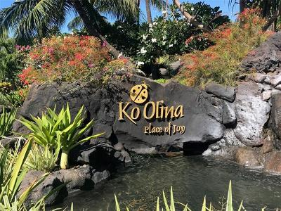 Condo/Townhouse For Sale: 92-1490 Aliinui Drive #801