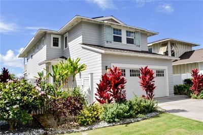 Ewa Beach Single Family Home For Sale: 91-1332 Kaikohola Street #D36