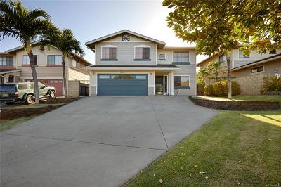 Single Family Home For Sale: 94-1047 Kaiamu Street