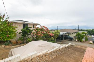 Honolulu Single Family Home For Sale: 1037 Aila Street