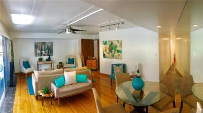 Honolulu Condo/Townhouse For Sale: 1804 Ala Moana Boulevard #3B