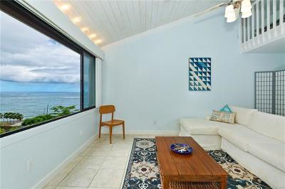 Kaaawa Condo/Townhouse For Sale: 51-636 Kamehameha Highway #424