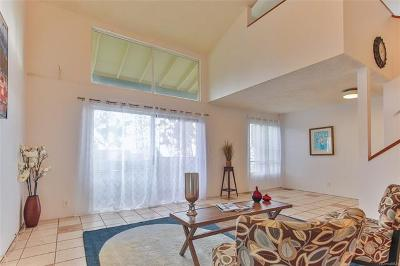 kapolei Condo/Townhouse In Escrow Showing: 92-1250 Kikaha Street #21