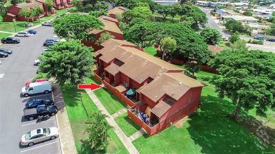 Kapolei Condo/Townhouse For Sale: 92-916 Palailai Street #72