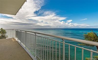 Honolulu Condo/Townhouse For Sale: 2969 Kalakaua Avenue #603