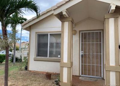 Ewa Beach Single Family Home For Sale: 91-1542 Kuhiawaho Place