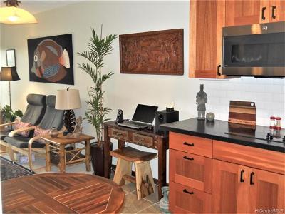 Kauai County Condo/Townhouse For Sale: 3-3400 Kuhio Highway #C305