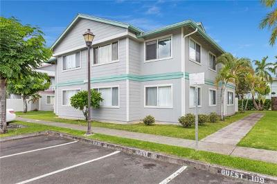 Mililani Condo/Townhouse For Sale: 95-1139 Makaikai Street #53