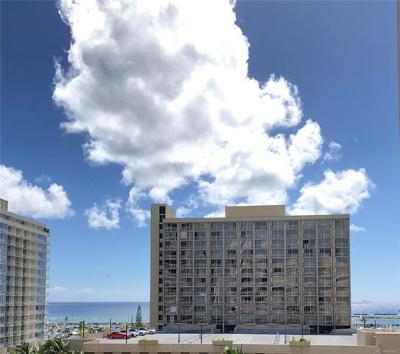 Honolulu HI Condo/Townhouse For Sale: $123,500