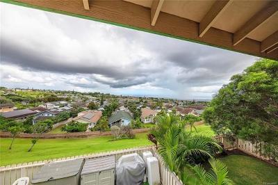 Kapolei Condo/Townhouse For Sale: 92-1202 Palahia Street #Q203