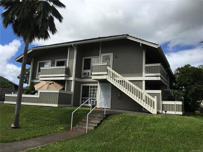 Waipahu Condo/Townhouse For Sale: 94-1419 Polani Street #22D