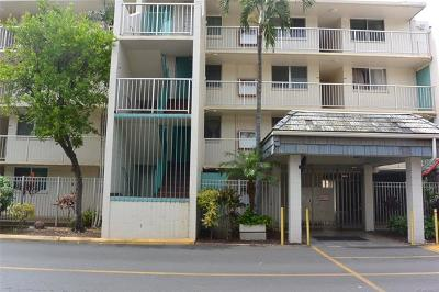 Waianae Condo/Townhouse For Sale: 85-175 Farrington Highway #C112