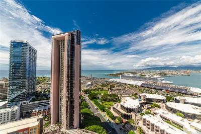 Honolulu County Condo/Townhouse For Sale: 425 South Street #2901