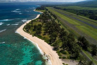 Waialua HI Residential Lots & Land For Sale: $3,300,000
