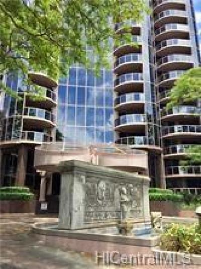 Hawaii County, Honolulu County Rental For Rent: 425 South Street #1703