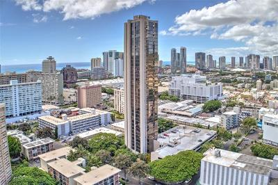 Honolulu Condo/Townhouse For Sale: 930 Kaheka Street #2403
