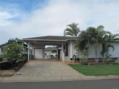 Ewa Beach Single Family Home For Sale: 91-1792 Pualoalo Place