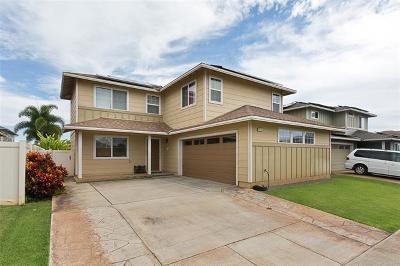 Single Family Home For Sale: 91-1015 Kahalepouli Street