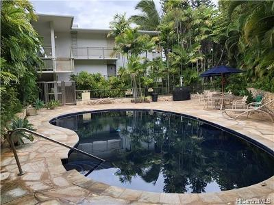Honolulu Condo/Townhouse For Sale: 3045 Pualei Circle #B314