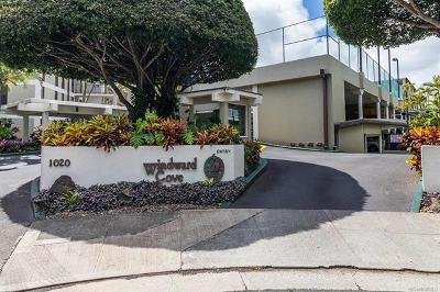 Honolulu County Condo/Townhouse For Sale: 1020 Aoloa Place #304A
