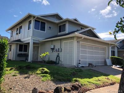 Ewa Beach Single Family Home For Sale: 91-1161 Keaalii Place