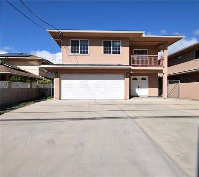 Single Family Home For Sale: 3372 Keanu Street