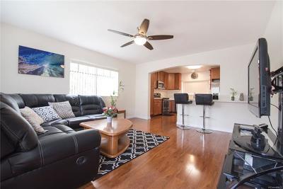 Waipahu Single Family Home For Sale: 94-212 Kupueu Place