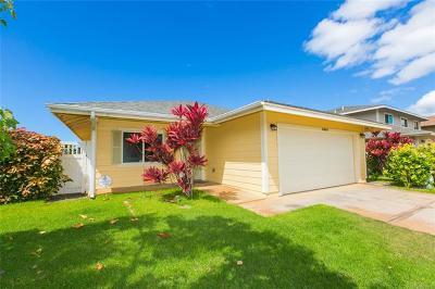 Single Family Home For Sale: 87-1753 Mokila Street