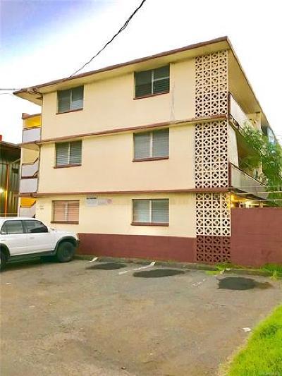 Honolulu HI Multi Family Home For Sale: $1,600,000