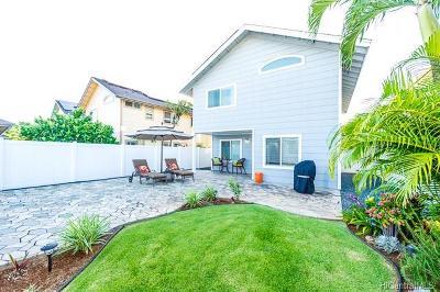 Ewa Beach Single Family Home For Sale: 91-1025 Kaikala Street