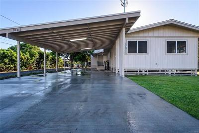 Aiea Single Family Home For Sale: 98-209 Pahemo Street