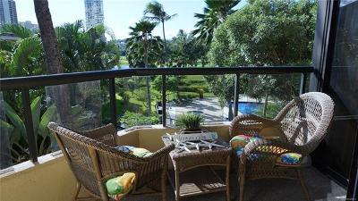Honolulu Condo/Townhouse For Sale: 5333 Likini Street #302