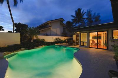 Single Family Home For Sale: 7730 Kalohelani Place