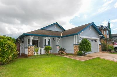 kapolei Single Family Home For Sale: 91-1057 Paaoloulu Way