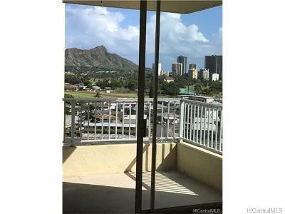 Honolulu Condo/Townhouse For Sale: 2740 Kuilei Street #1203