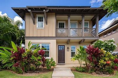 Ewa Beach Single Family Home For Sale: 91-1188 Waipuhia Street