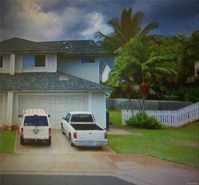 Waianae HI Single Family Home For Sale: $485,000