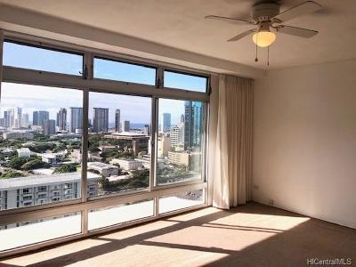 Honolulu Condo/Townhouse For Sale: 1515 Nuuanu Avenue #2353