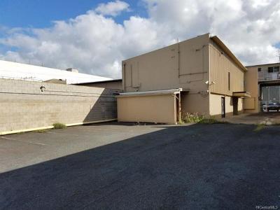 Honolulu Multi Family Home For Sale: 1724 Hart Street